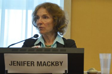 Jennifer Mackby, Senior Fellow FAS