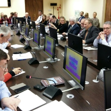 Nuclear Stability meeting, 7 December 2018