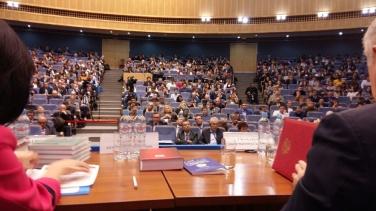 Russian Congress Opening