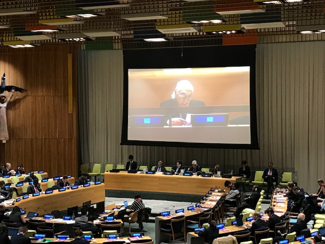 Pugwash President Sergio Duarte, NPT PrepCom NGO Statement